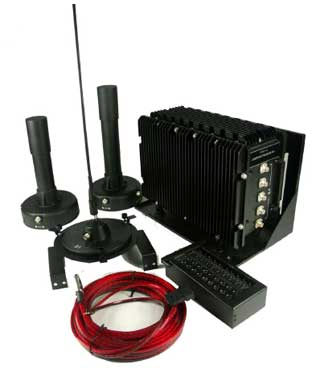 All jammer - gsm jamming device is installed